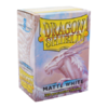 Dragon Shield Standard Card Sleeves - matte white