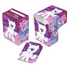 My Little Pony Rarity Full-View Deck Box