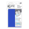 UP - Small Sleeves - PRO-Matte Eclipse - Pacific Blue (60 Sleeves)