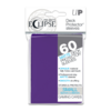 UP - Small Sleeves - PRO-Matte Eclipse - Royal Purple (60 Sleeves)