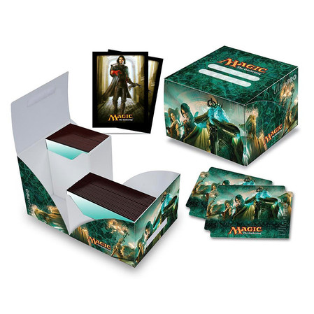 Conspiracy Dual Deck Box and Deck Protector Combo
