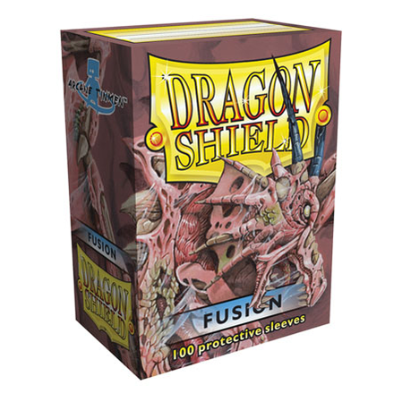 Dragon Shield Standard Card Sleeves - fusion