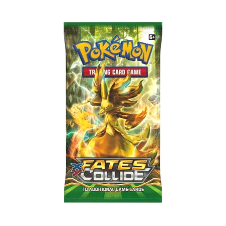 XY-Fates Collide Booster Pack