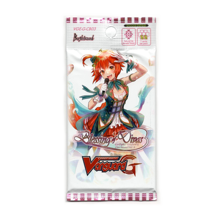 Blessing of Divas Booster Pack