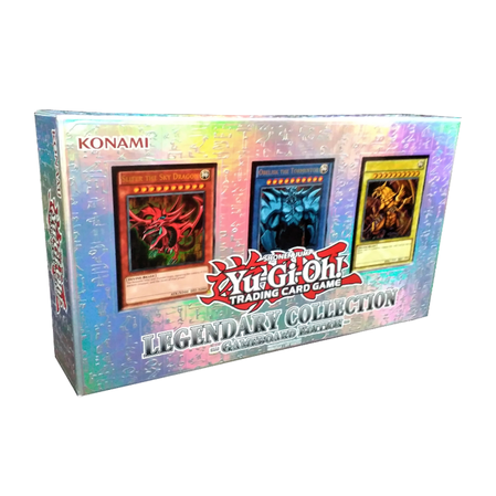 Legendary Collection : Gameboard Edition