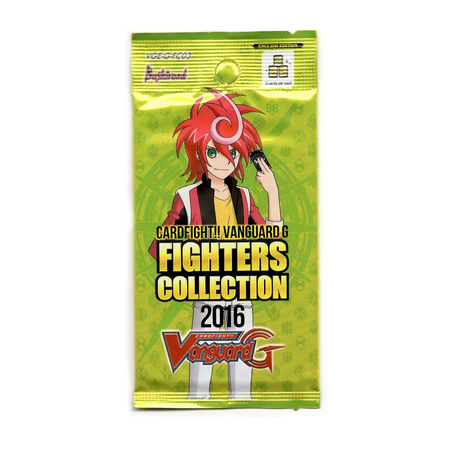 Fighters Collection 2016 Booster Pack
