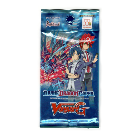 Divine Dragon Caper Booster Pack