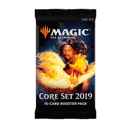 Core Set 2019 15-Card Booster Pack