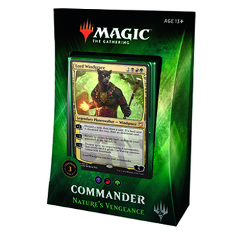 Commander 2018 - Nature's Vengeance