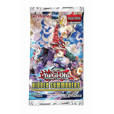 Hidden Summoners Booster Pack