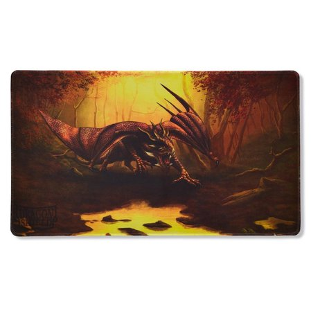 Dragon Shield Play Mat - 'Teranha' the Living Rock