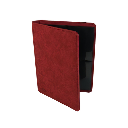 Blackfire 4-Pocket Premium Album - Red