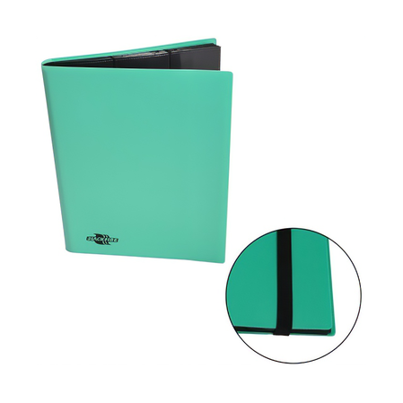Blackfire Flexible Album - 9 Pocket - Light Green