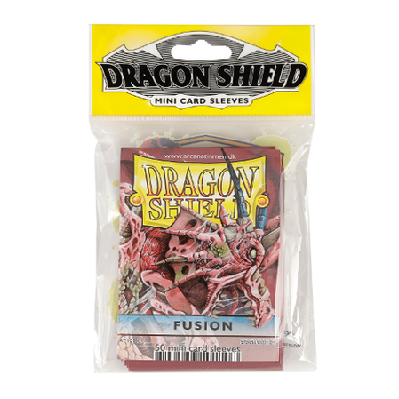 Dragon Shield Mini Card Sleeves - fusion