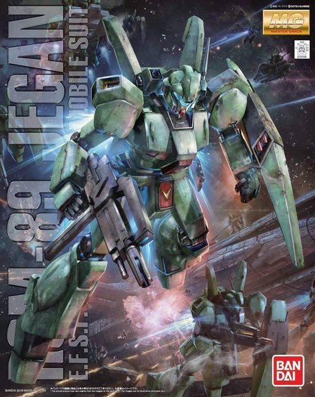 MG RGM-89 JEGAN 1/100