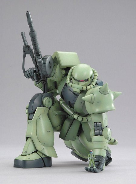 MG MS-06J Zaku II Ver. 2.0 1/100