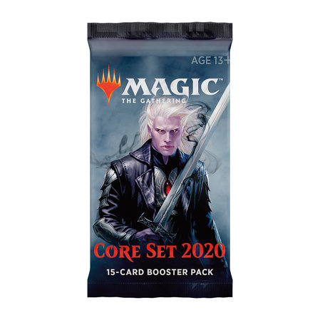 Core Set 2020 15-Card Booster Pack