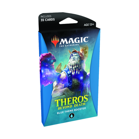 Theros Beyond Death Theme Booster Pack Blue