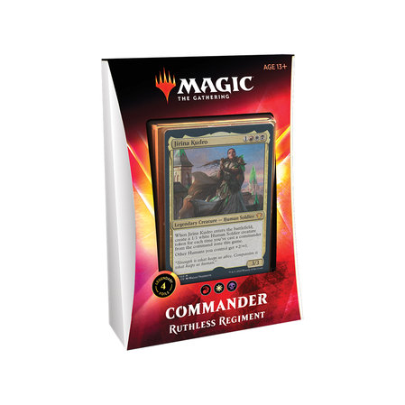 Commander 2020 Ikoria Deck - Ruthless Regiment