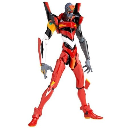 Evangelion Evolution Revoltech EV-011 EVA Unit-02 Beta