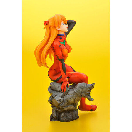 Evangelion Asuka Langley Plugsuit Version