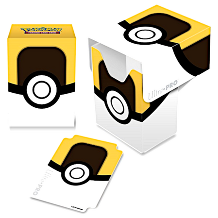 Full View Deck Box - Pokémon Ultra Ball