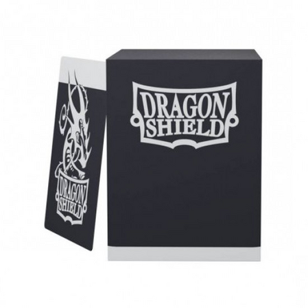 Dragon Shield Double Shell - Black/Black