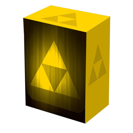 Iconic Tri-force Deck Box