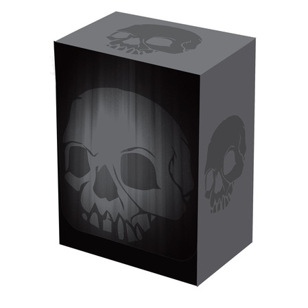 Super Iconic Skull Deck Box