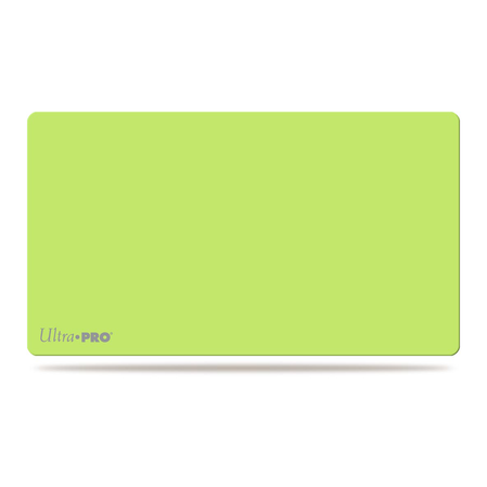 Artist Gallery Solid Lime Green Play Mat
