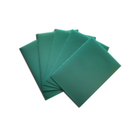 Dragon Shield Mini Card Sleeves - green