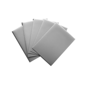 Dragon Shield Mini Card Sleeves - silver