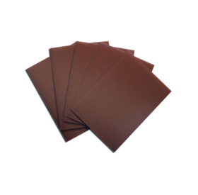 Dragon Shield Mini Card Sleeves - brown