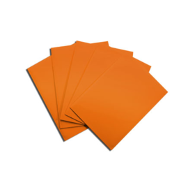 Dragon Shield Mini Card Sleeves - orange
