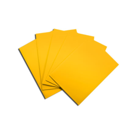 Dragon Shield Mini Card Sleeves - yellow