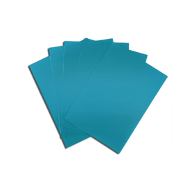 Dragon Shield Mini Card Sleeves - turquoise