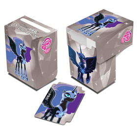 My Little Pony Nightmare Moon Full-View Deck Box