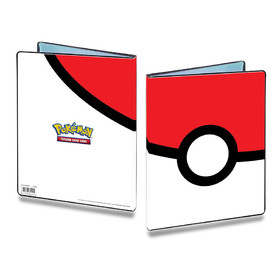 Pokeball 9-Pocket Portfolio