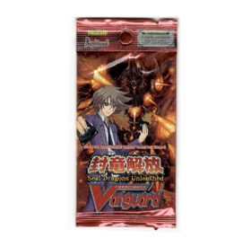 Seal Dragons Unleashed Booster Pack
