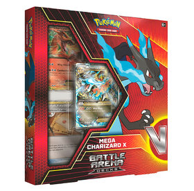 Battle Arena Decks - Mega Charizard X