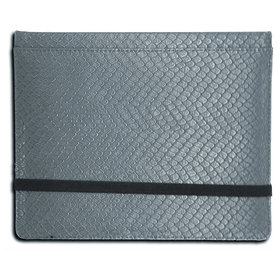 Legion - 8 Pocket Dragonhide Binder - Grey
