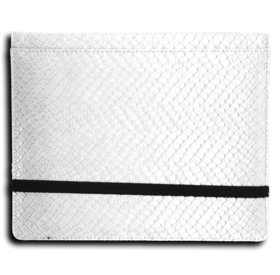 Legion - 8 Pocket Dragonhide Binder - White
