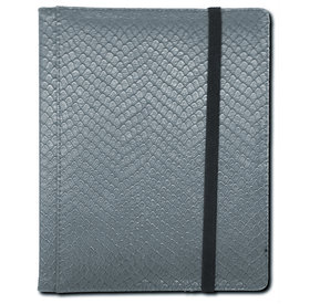 Legion - 9 Pocket Dragonhide Binder - Grey