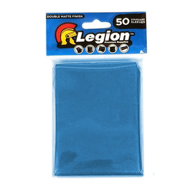 Legion - Matte Sleeves - Blue Double Matte Sleeves (50 Sleeves)