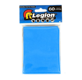 Legion - YGO Sleeves - D-Matte Blue (60 Sleeves)