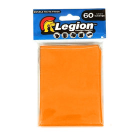 Legion - YGO Sleeves - D-Matte Orange (60 Sleeves)