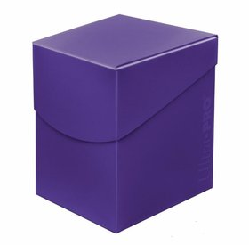 UP - Eclipse PRO 100+ Deck Box - Royal Purple