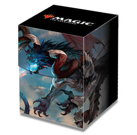 UP - PRO 100 + Deck Box - Magic The Gathering Palladia Mors. the Ruiner