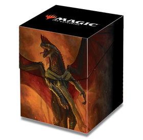 UP - PRO 100 + Deck Box - Magic The Gathering Vaevictis Asmadi. the Dire