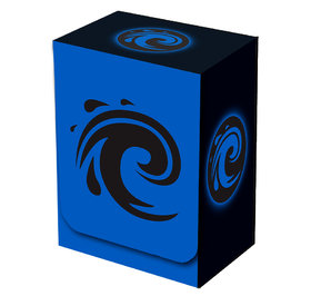 Legion - Deckbox - Absolute Iconic - Water